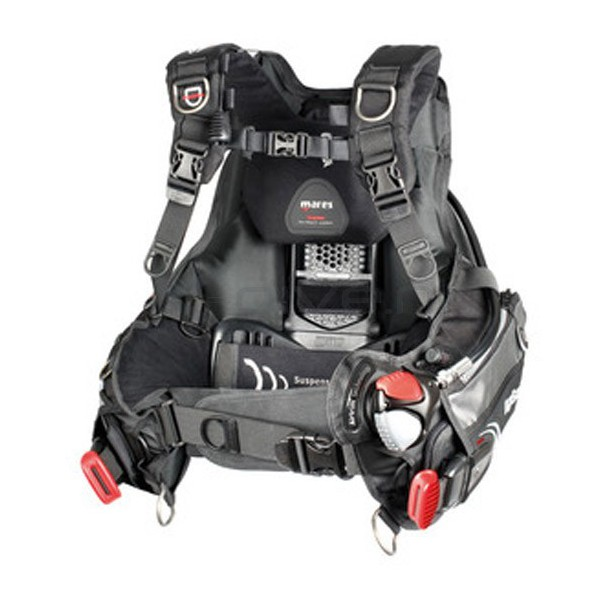 Mares hybrid air trim trimvest k dive webshop - Tech dive arenzano ...