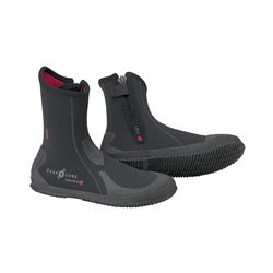 Aqualung 6.5mm Superzip Ergo Boots