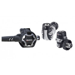 Mares DUAL adjustable