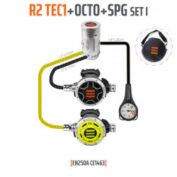 Tecline R2 TEC1 set I with octo and SPG