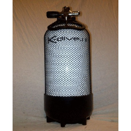 12 ltr. 232 bar staal